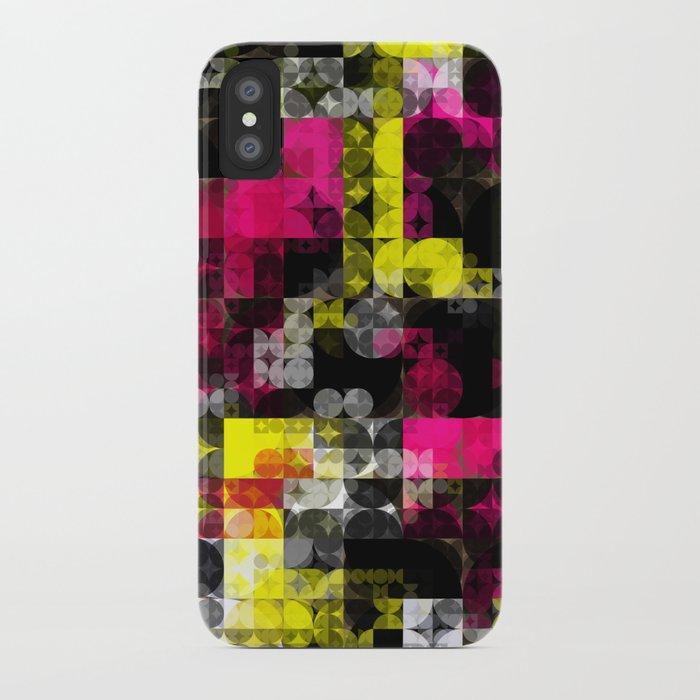 Contemporary Geometric iPhone Case