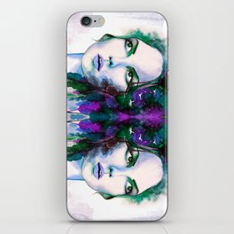 Double Vision iPhone Skin