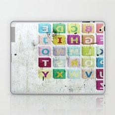 encrypted message Laptop & iPad Skin