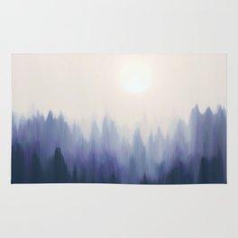 Autumn Fog | Indigo Edition Rug