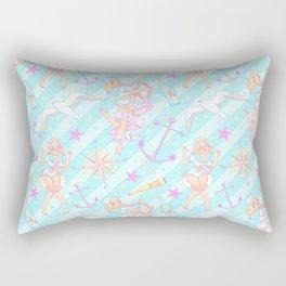 Nautical Cutie Rectangular Pillow