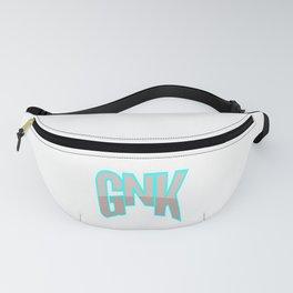 GNK logo design Fanny Pack