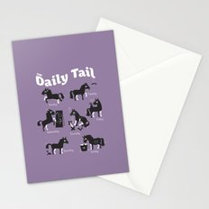 The Daily Tail Horse Stationery Cards