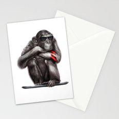 Genius Ape Stationery Cards