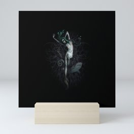 Water Witch - Elements Collection Mini Art Print