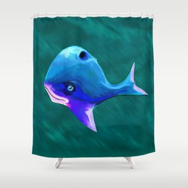 Whaley Shower Curtain