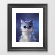 Yang Aura Framed Art Print
