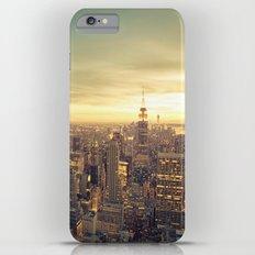 New York Skyline Cityscape iPhone 6s Plus Slim Case