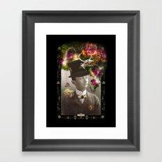Odd Boy Framed Art Print