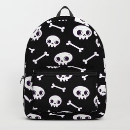 Cute Skulls Backpack