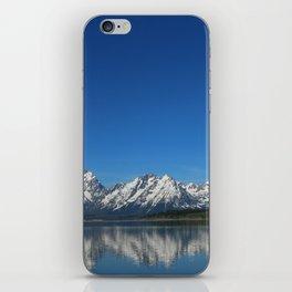 Grand Teton Reflection iPhone Skin