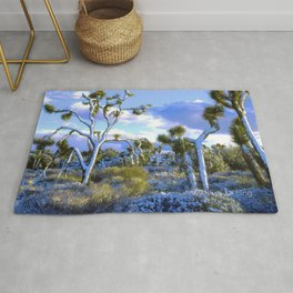 Nature USA Joshua Tree National Park Bing Parks Trees park Rug