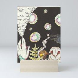 Easily Distracted Mini Art Print