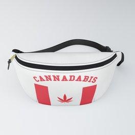 Cannada Cannabis Fanny Pack