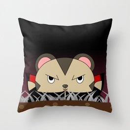Dracumole Throw Pillow