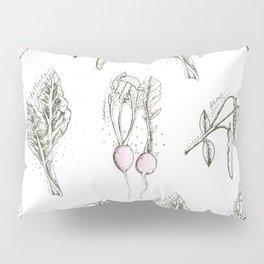 Many Veggies Pillow Sham