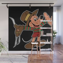 The Cutest Nightmare Wall Mural