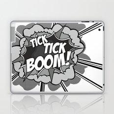 Tick Tick Boom! Laptop & iPad Skin