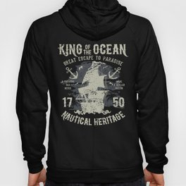 King of the Ocean Hoody