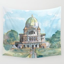 Saint Joseph's Oratory on Mount Royal Wall Tapestry