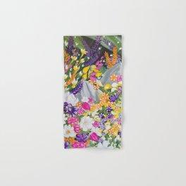 Flower and Garden Hand & Bath Towel