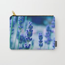 A Touch of blue - Lavender #1 Carry-All Pouch