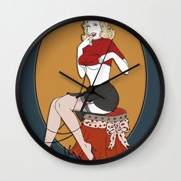 oops! Wall Clock