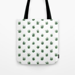 Haworthia Succulents Tote Bag