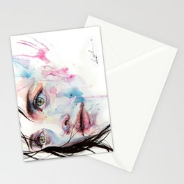 just one in a thousand Stationery Cards
