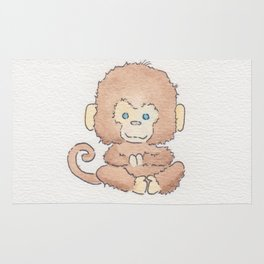 Just monkeying around Rug