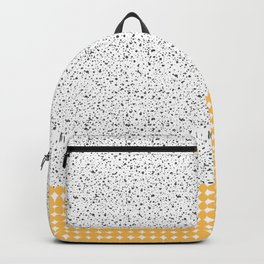 Dots pattern Backpack