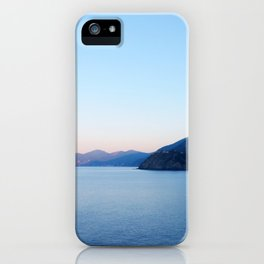 I See The Sea iPhone Case