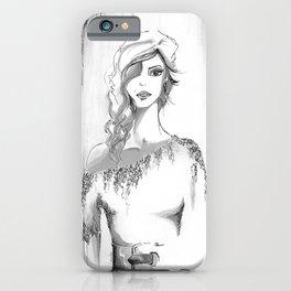 McQueen Inspiration iPhone Case
