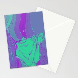 arsenicofago logo Stationery Cards