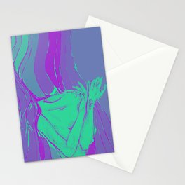 arsenicofago logo Stationery Cards