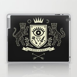 The Secret Society Laptop & iPad Skin