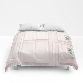 Palm Springs Pink Door Comforters