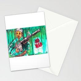 children soldier no war Stationery Cards