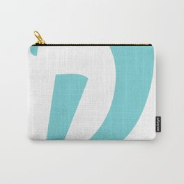 Interrobang perspective Carry-All Pouch