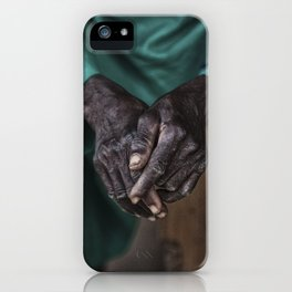 Toiled iPhone Case
