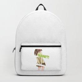 Nani Anime Hentai Girl Comic Gift Für Otaku Fan Backpack