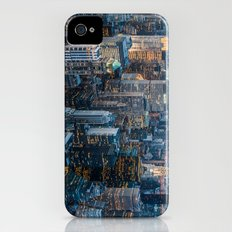 Manhatttan - Downtown iPhone (4, 4s) Slim Case
