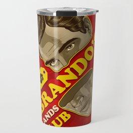 Brandos Brands Club Travel Mug
