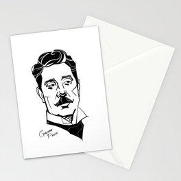 Giacomo Puccini Stationery Cards