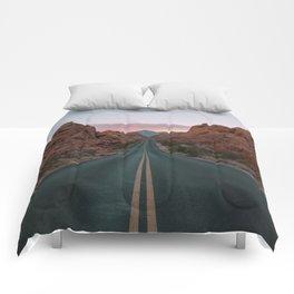 Desert Road Comforters