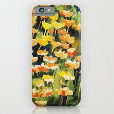 California Popies Slim Case iPhone 6s