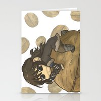 kili Stationery Cards featuring Kili&Walnut by AlyTheKitten
