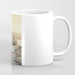 Floatplane in Sunset Coffee Mug