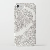 venice iPhone & iPod Cases featuring Venice by Abigail Daker