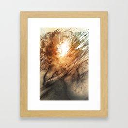 Panspermia 4 Framed Art Print